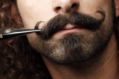 The most popular mustache styles