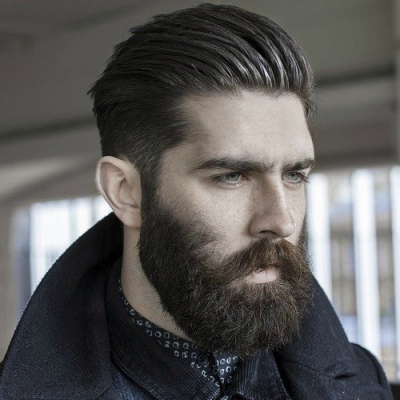 The best hairstyles for men with beard