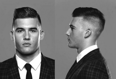 Men's business haircuts: choose together with professionals