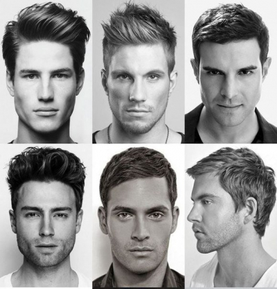 How to choose a haircut for a face type?