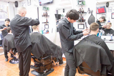 Barbershop Services Go Beyond Just Great Haircuts