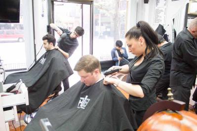 Why Barbershop Haircuts Look So Good