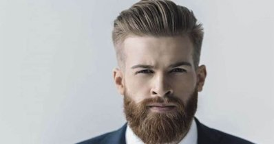 How to pick men's hairstyle for round face