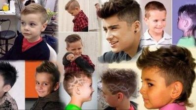 Trending boys haircuts 2019-2020