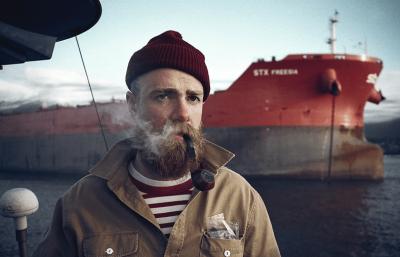 The skipper beard is again at the peak of popularity