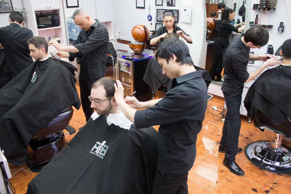 What Stands Behind A Barber Haircut?